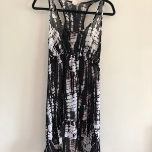 Xhilaration Tie Dye Cover Up